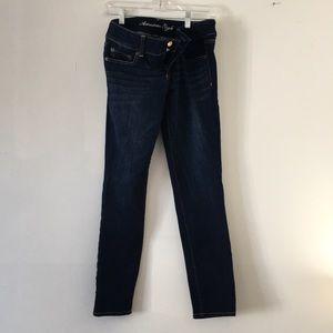 American Eagle Super Skinny Stretch Jeans
